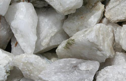 White Quartz Stone : The gallery for gt rough white quartz
